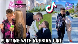 Best Videos Flirting with Russian Girls In Public Of Alex Miracle