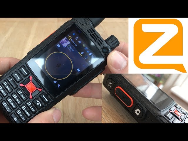 Radio-Tone RT-3 PTT Android Radio Device Review - Part 1