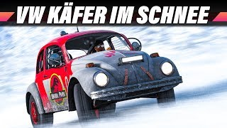 Wilder Käfer im Winter! – FORZA HORIZON 4 Gameplay German   Lets Play 4K 60FPS Deutsch