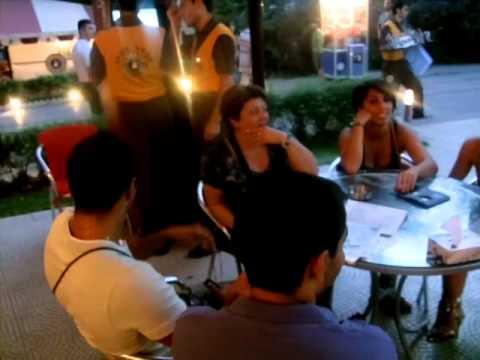 Café JAZZVE Erevan Aout 2010