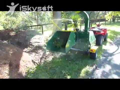 Molino astillador diesel trituradora de ramas ideal para - Trituradora de ramas casera ...