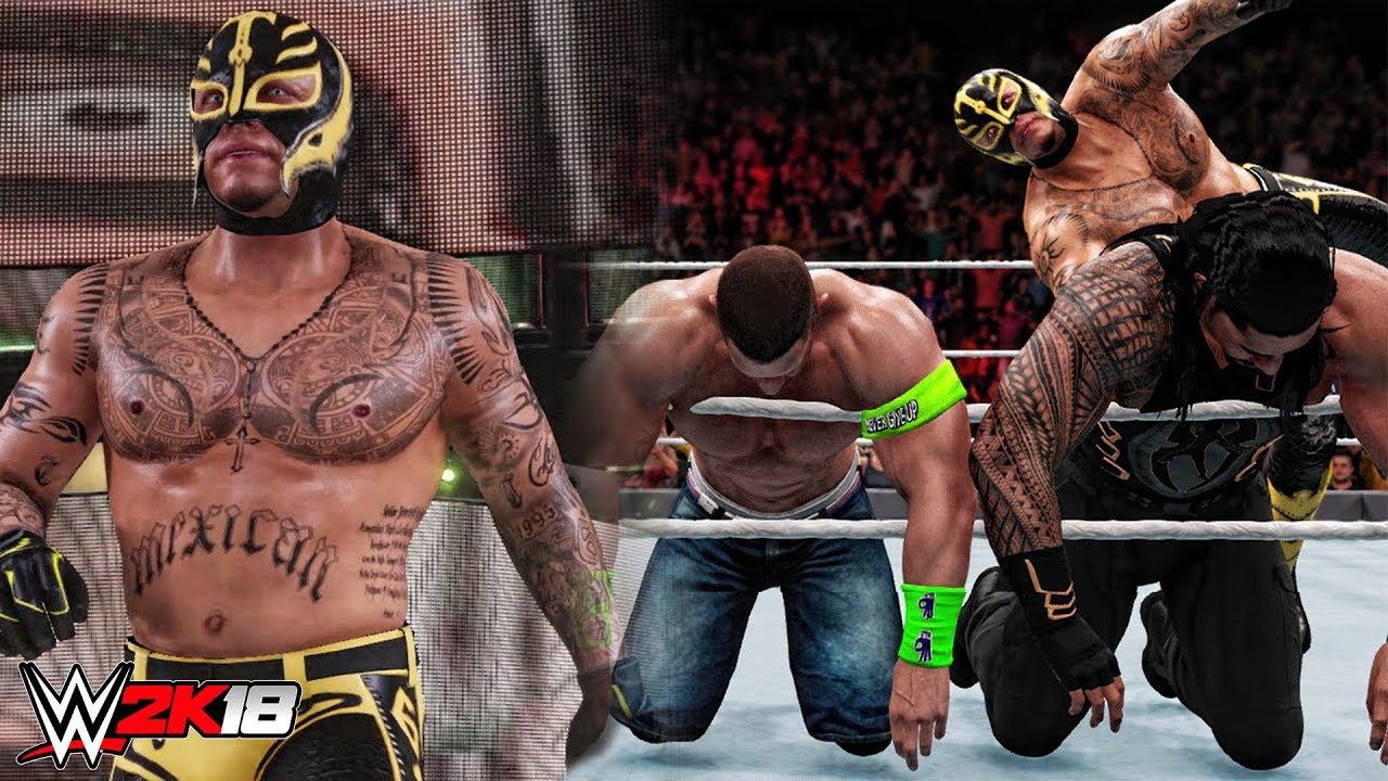 WWE 2018 Free Download