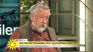 Kulturprofilen – GW analyserar rättegången  - Nyhetsmorgon (TV4)
