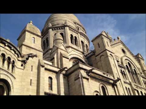 An American Jaunt Through Paris - Musical Slideshow