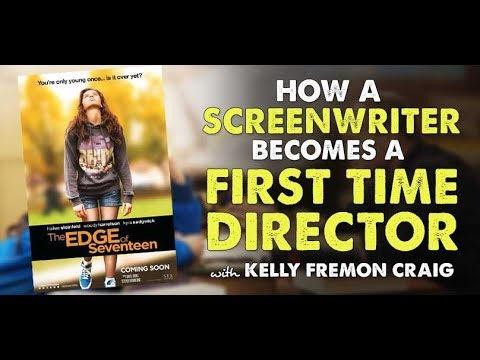 How a Screenwriter Becomes a First Time Director with Kelly Fremon Craig - Indie Film Hustle