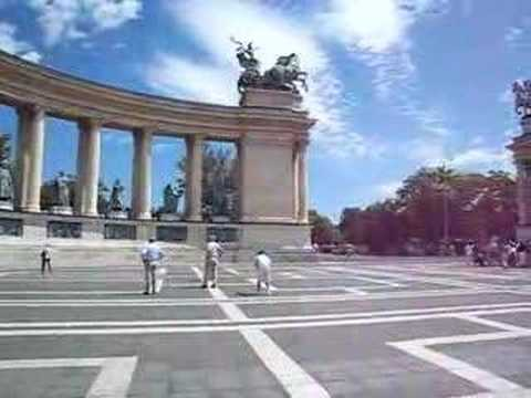 Heroes Square - Budapest, Hungary