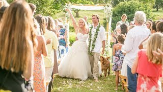 Gambar cover Soul Surfer Bethany Hamilton's Wedding Video