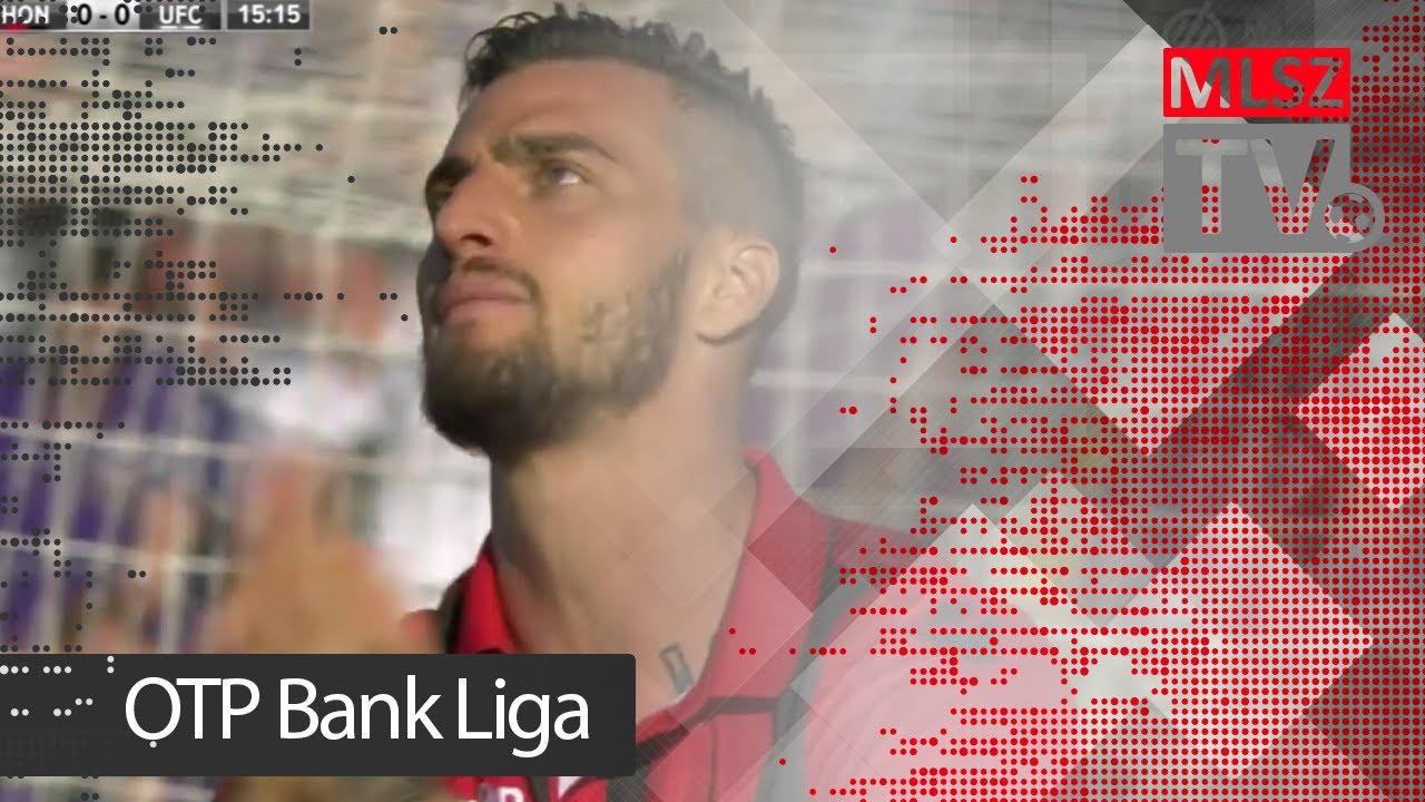 Budapest Honvéd - Újpest FC | 0-0 (0-0) | OTP Bank Liga | 27. forduló | 2017/2018 | MLSZTV