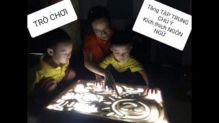 Trò chơi HAY cho trẻ Tự kỷ