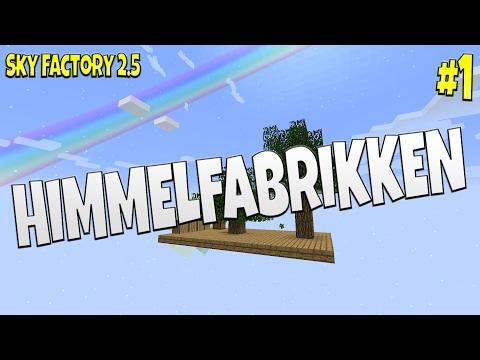 HIMMELFABRIKKEN - Sky Factory 2.5 #1