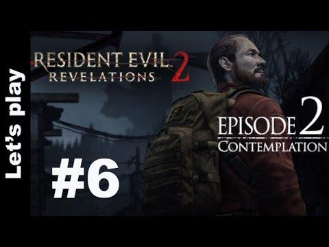 RESIDENT EVIL REVELATIONS 2 Let's play EPISODE 2 (1/4) Alarma [60fps]   Obi-Fran Kenobi
