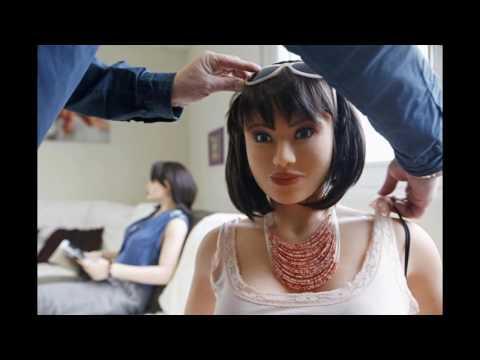 Резиновая кукла женщина производится во Франции