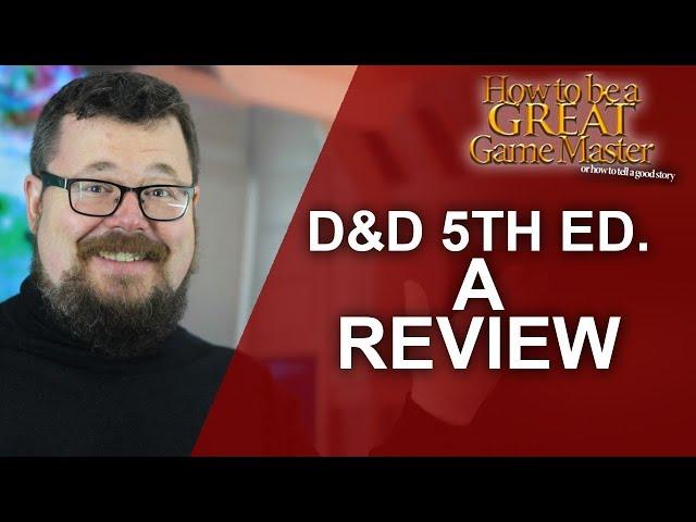 GREATGM: D&D