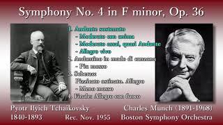 Pyotr Ilyich Tchaikovsky (1840-1893) Symphony No. 4 in F minor, Op....