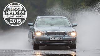 Used Car Heroes: £3,000 - £6000  - Jaguar XJ