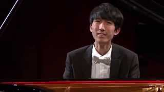 Eric Lu – Prelude in D major Op. 28 No. 5 (third stage)