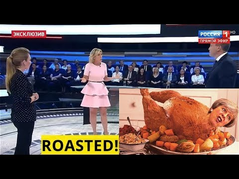 The Roast Of Theresa May: Zakharova Exposes Pathetic UK Intelligence Tries to Frame Russia