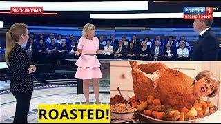 The Roast Of Theresa May Zakharova Exposes Pathetic UK  Ntelligence Tries To Frame Russia