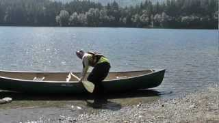 How to Launch a Canoe