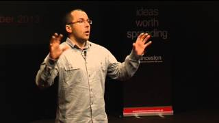 On a journey to a simpler life: Denis Giasli at TEDxLaunceston