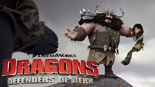 Dragons: Riders of Berk   Can Hiccup Save Astrid And Heather's Parents From Alvin?   Universal Kids