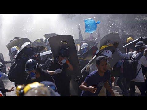 مقتل متظاهرَين في ميانمار ودعوات نقابية لشل الاقتصاد  - نشر قبل 7 ساعة