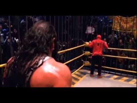 Spiderman 1 2002  SpiderMan VS The Wrestler