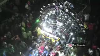 Sanyukt juna budhwar peth 2018 ...overall view from drone of roadshow