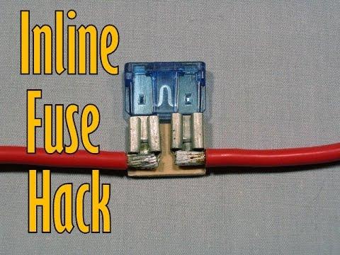 Inline Fuse Hack