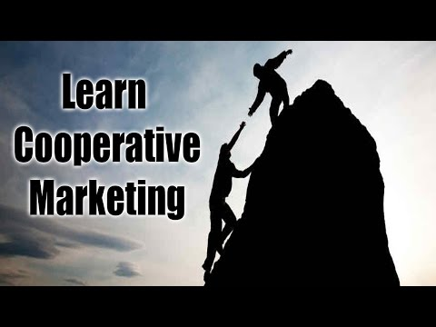 Learn Cooperative Marketing |  Entrepreneur ideas | Entrepreneur tips | The Entrepreneur Power Hour