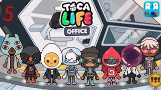 Toca Life: Office - Collect All Costume