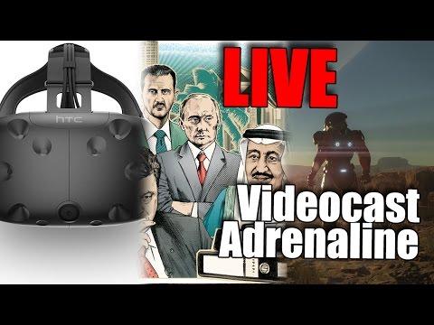 VideoCast Adrenaline: Panama Papers, Polaris 10 chegando e Bafta Game Awards