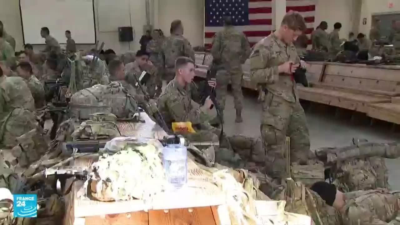دور جديد للقوات الأمريكية في العراق  - نشر قبل 45 دقيقة