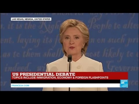 """Hillary Clinton: """"we'll get Baghdadi like Ben Laden... when you were doing Celebrity Apprentice!"""""""