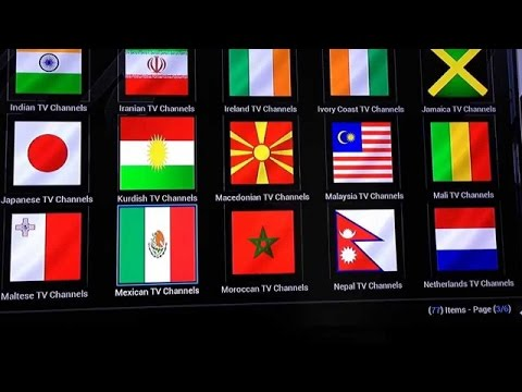HOW TO GET INTERNATIONAL CHANNELS ON KODI.