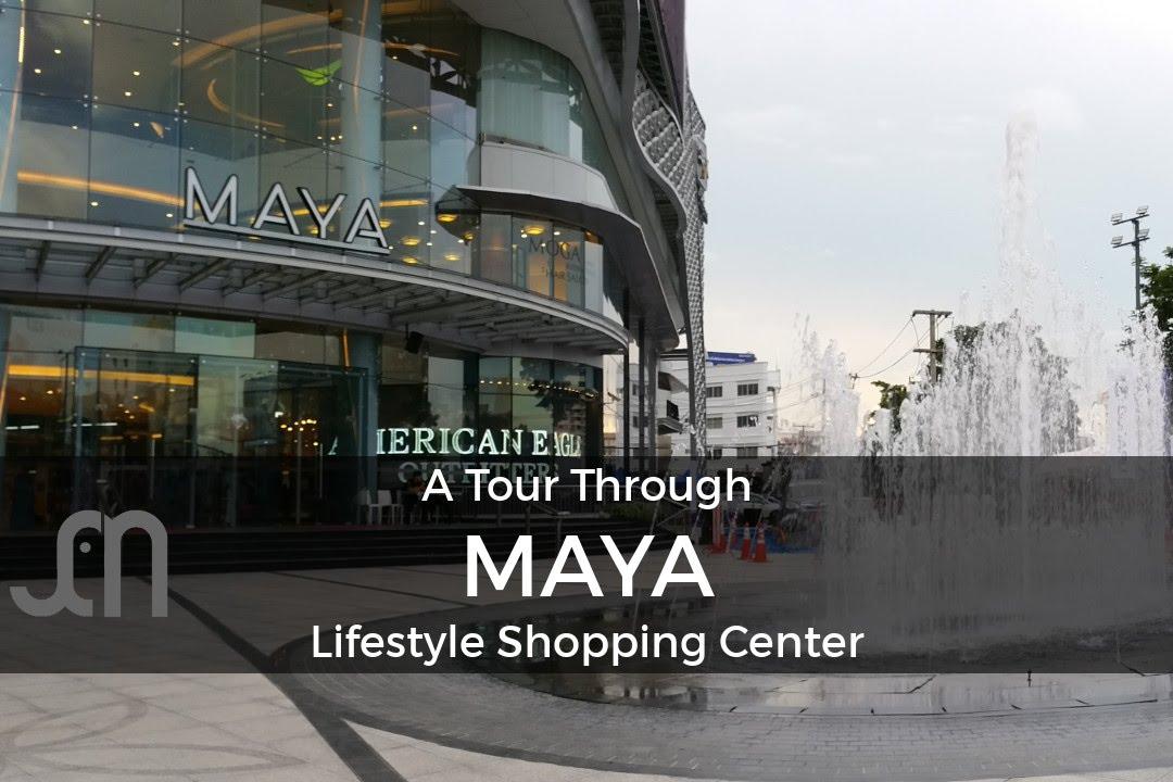 MAYA Lifestyle Shopping Center Chiang Mai (มายา เชียงใหม่ ...