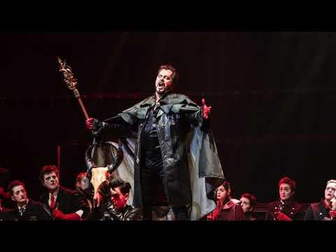 Gino Quilico Méphistophélès - Faust 2018