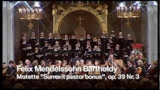 """Motette """"Surrexit pastor bonus"""", op. 39 Nr. 3 by Felix Mendelssohn Bartholdy"""