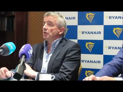 Michael O'Leary endorses Leo Varadkar