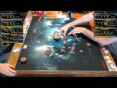 March 11th X-wing Tournament Round 3 of 4