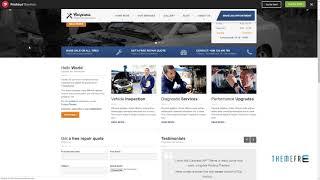 CarPress - WordPress Theme For Mechanic Workshops Sacheverell Ju