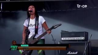 Nervosa - Live Rock Al Parque 2017 (Full Show)