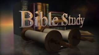 Bible Study - Isaiah 29 - Pt 1