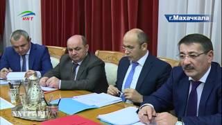 Глава Дагестана провел рабочую встречу с руководством Северо-Кавказской железной дороги(, 2016-12-22T06:30:02.000Z)