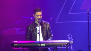 Andy Grammer Keep Your Head Up- Portland Maine 3/18/15
