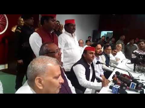 लखनऊ: अमर सिंह के संबंध में बोले यूपी के पूर्व मुख्यमंत्री अखिलेश यादव...