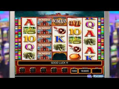 IGT - Slots Bombay Bonus 13200 Credits