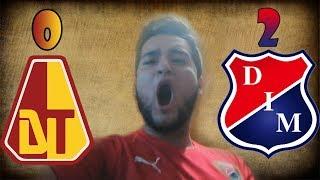 Tolima 0 vs 2 Medellín | ¡¡A LA FINAL!! | Liga Águila 2018 II