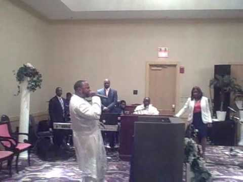 Bishop Grant at The Holy Gathering