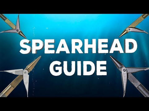 Spearfishing Spearheads Guide